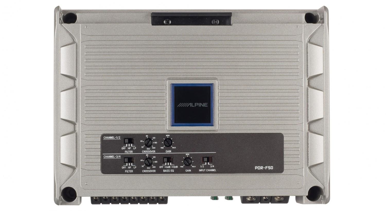 Car-HiFi Endstufe Mono Alpine PDR-M65, Alpine PDR-F50, Alpine PDR-V75 im Test , Bild 6