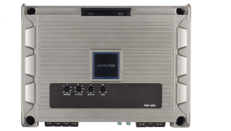 Car-HiFi Endstufe Mono Alpine PDR-M65, Alpine PDR-F50, Alpine PDR-V75 im Test , Bild 8