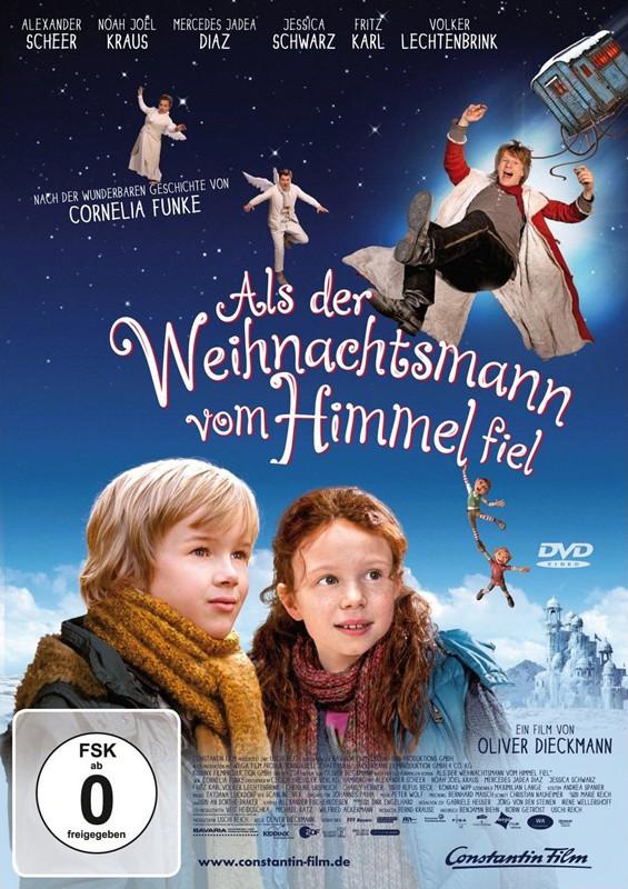DVD Film Als der Weihnachtsmann vom Himmel fiel (Highlight) im Test, Bild 1