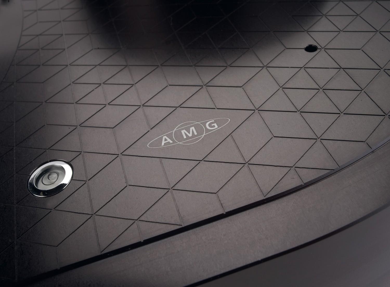 Plattenspieler AMG Viella Forte / 12J Turbo im Test, Bild 5