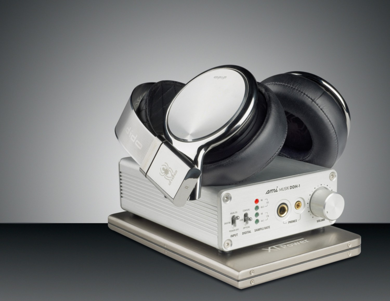 Kopfhörerverstärker AMI Musik DDH-1, Perfectsound Dido d901 im Test , Bild 1