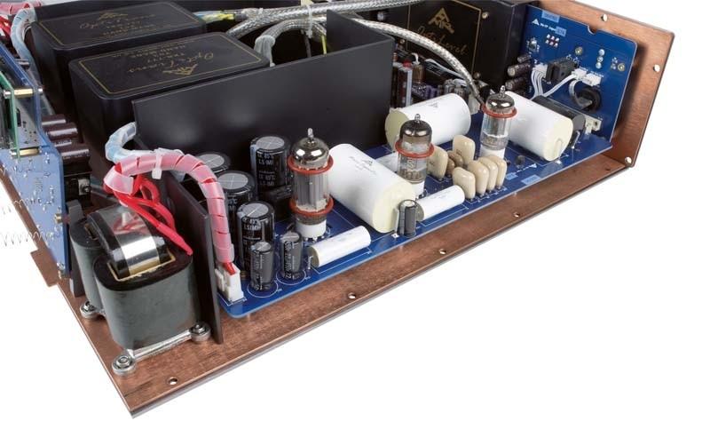Phono Vorstufen AMR PH-77 im Test, Bild 5