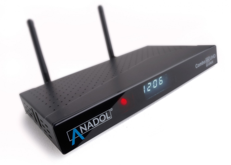 HDTV-Settop-Box Anadol Combo 4K UHD im Test, Bild 1