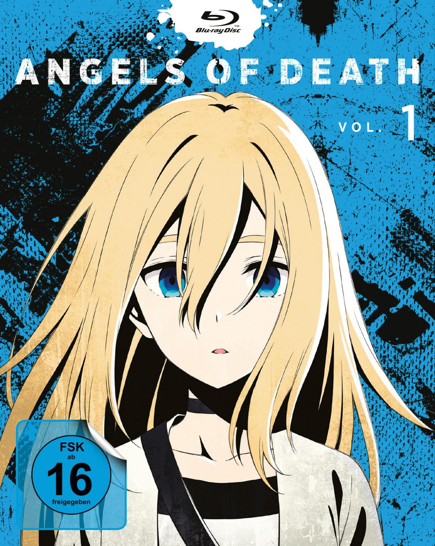 DVD Film Angels of Death Vol. 1 (Universum Film) im Test, Bild 1