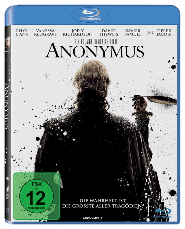 Blu-ray Film Anonymus (Sony Pictures) im Test, Bild 1