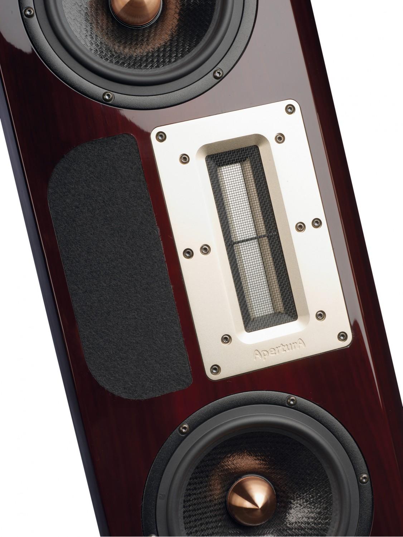 Lautsprecher Stereo Apertura Adamante im Test, Bild 3