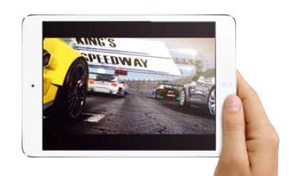 Tablets Apple iPad 4 WiFi, Apple iPad mini Wi-Fi im Test , Bild 2