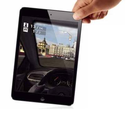 Tablets Apple iPad 4 WiFi, Apple iPad mini Wi-Fi im Test , Bild 4