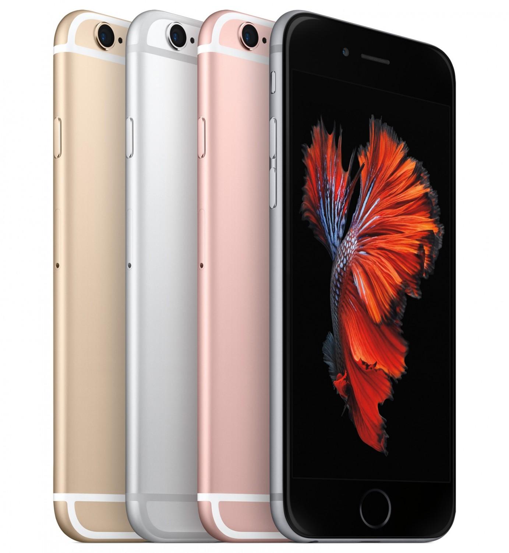 Smartphones Apple iPhone 6S im Test, Bild 3