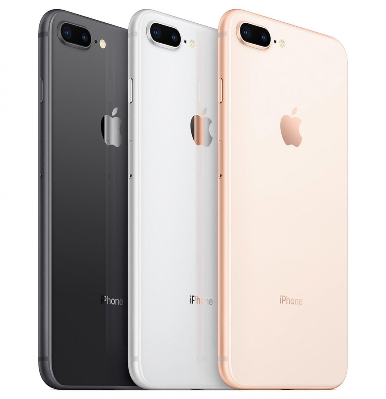 Smartphones Apple iPhone X / iPhone 8 Plus im Test, Bild 3