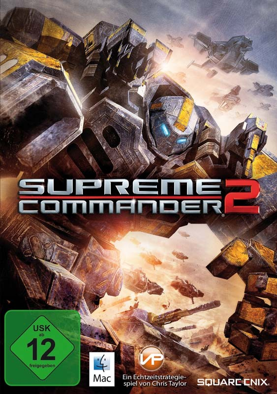 Games MAC Application Systems Supreme Commander 2 im Test, Bild 1