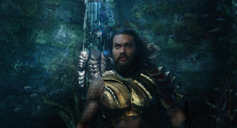 Blu-ray Film Aquaman (Warner Bros.) im Test, Bild 2