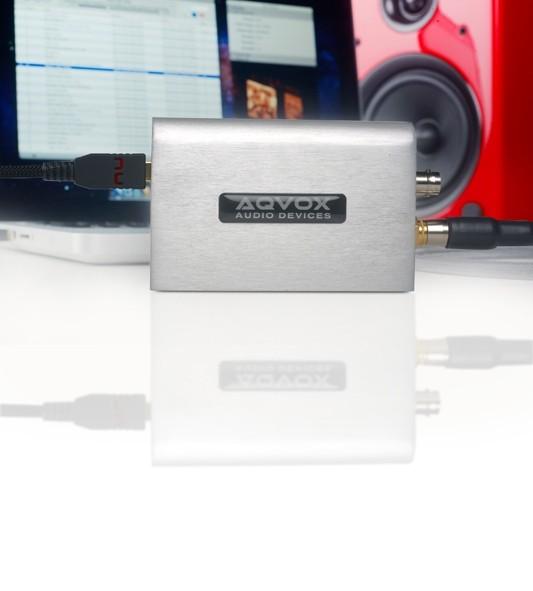 Hifi sonstiges Aqvox MyDDC im Test, Bild 1