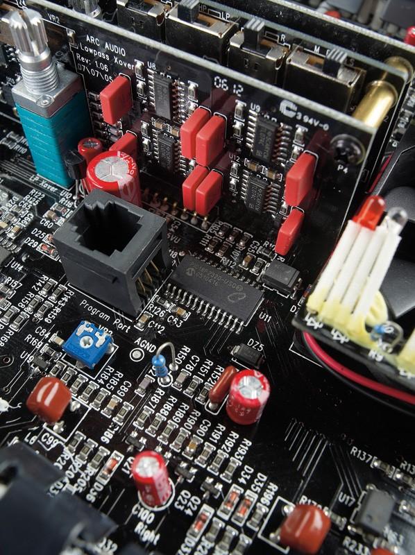 Car-HiFi Endstufe 2-Kanal Arc Audio SE2075 im Test, Bild 4
