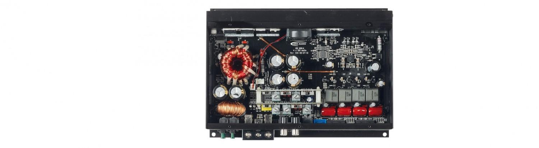 Car-HiFi Endstufe 4-Kanal Arc Audio XDi600.4 im Test, Bild 3