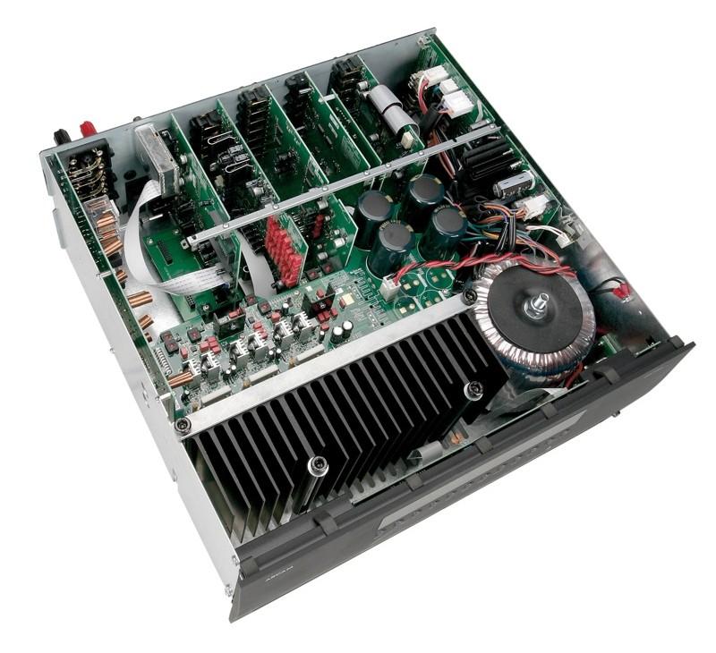 AV-Receiver Arcam AVR500 im Test, Bild 3