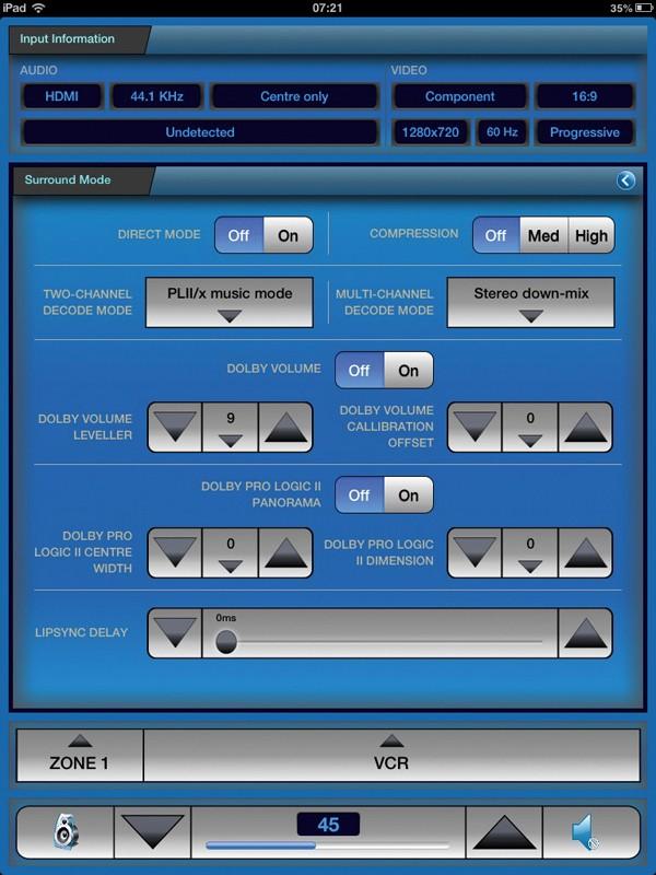 AV-Receiver Arcam AVR750 im Test, Bild 2