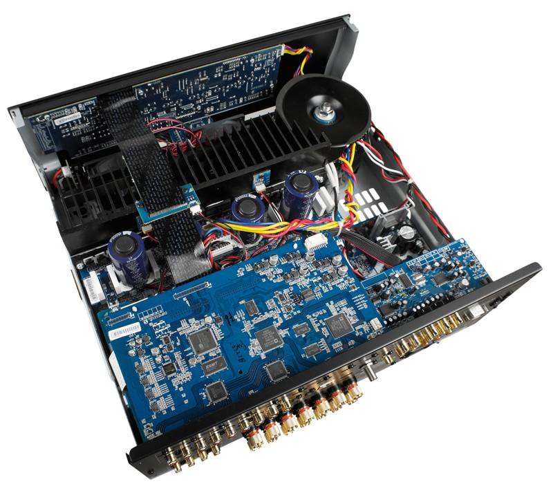 AV-Receiver Arcam AVR750 im Test, Bild 6