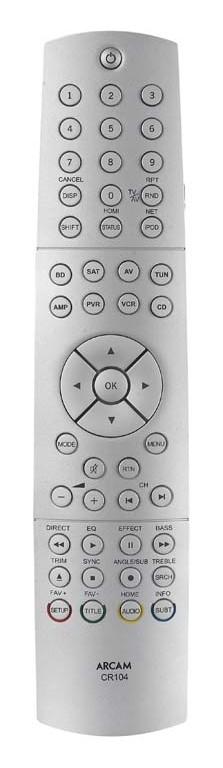 Blu-ray-Player Arcam BDP100 im Test, Bild 3