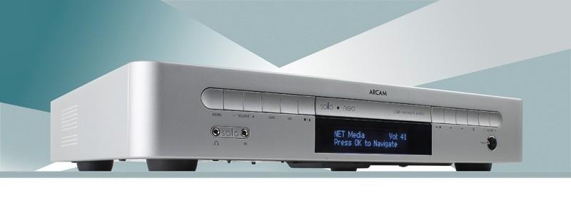 CD-Receiver Arcam Solo Neo im Test, Bild 1