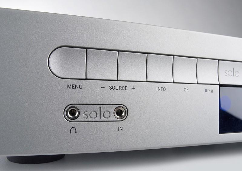 CD-Receiver Arcam Solo Neo im Test, Bild 3