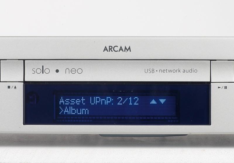 CD-Receiver Arcam Solo Neo im Test, Bild 6