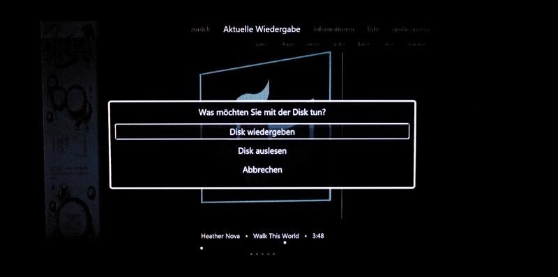 DLNA- / Netzwerk- Clients / Server / Player Arcus incantare MediaServer im Test, Bild 5