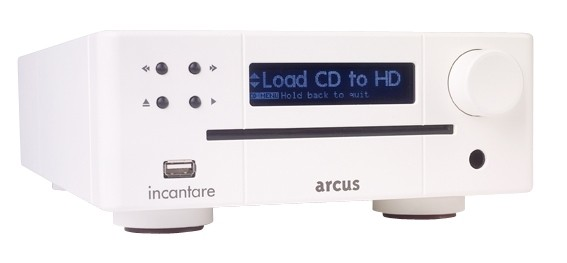 Festplattenplayer Arcus Incantare Music Station im Test, Bild 1
