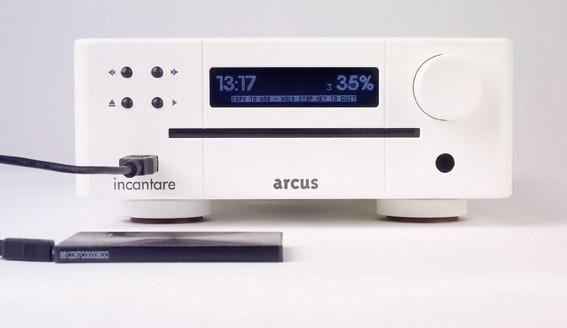Festplattenplayer Arcus Incantare Music Station im Test, Bild 8