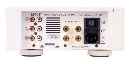 Festplattenplayer Arcus Incantare Music Station im Test, Bild 9