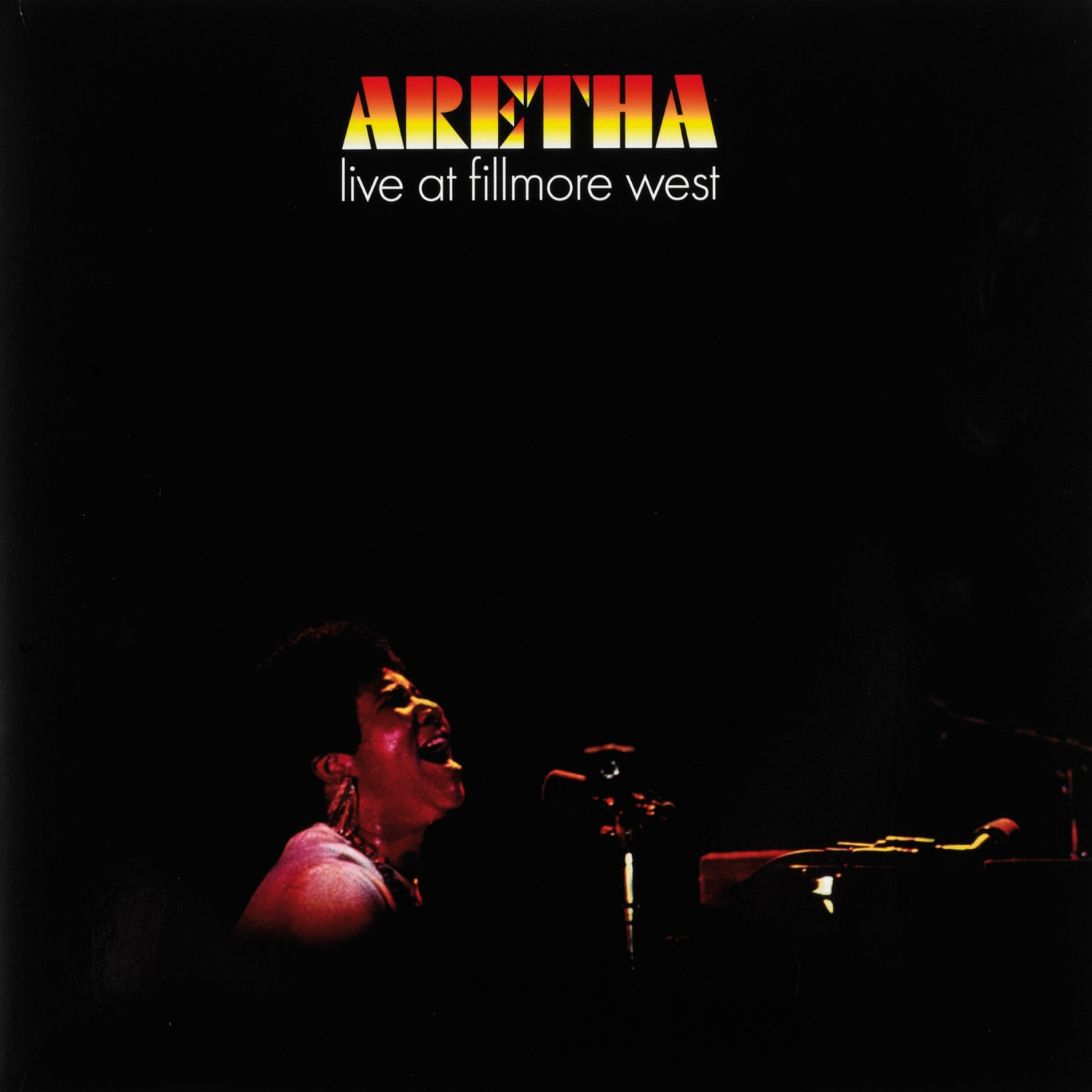 Schallplatte Aretha Franklin - Live at Fillmore West (Atlantic / Speakers Corner) im Test, Bild 1