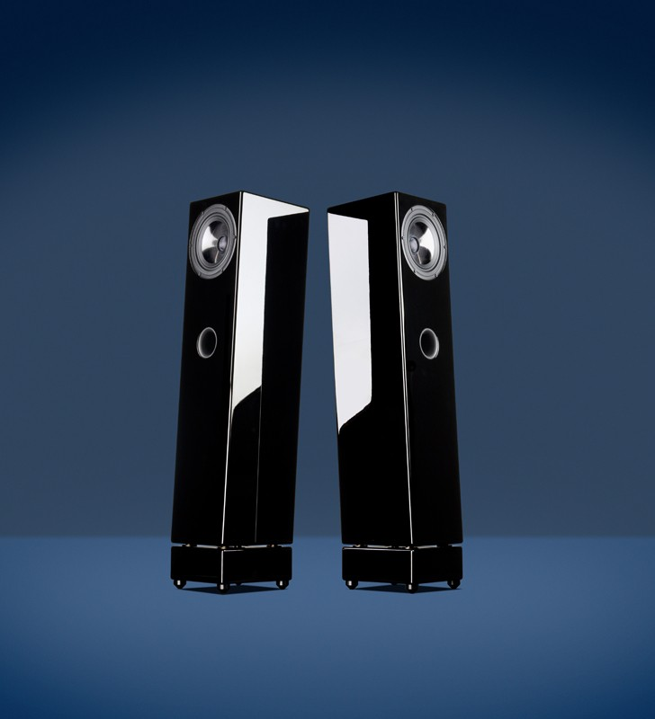 Lautsprecher Stereo Ascendo C6 im Test, Bild 1