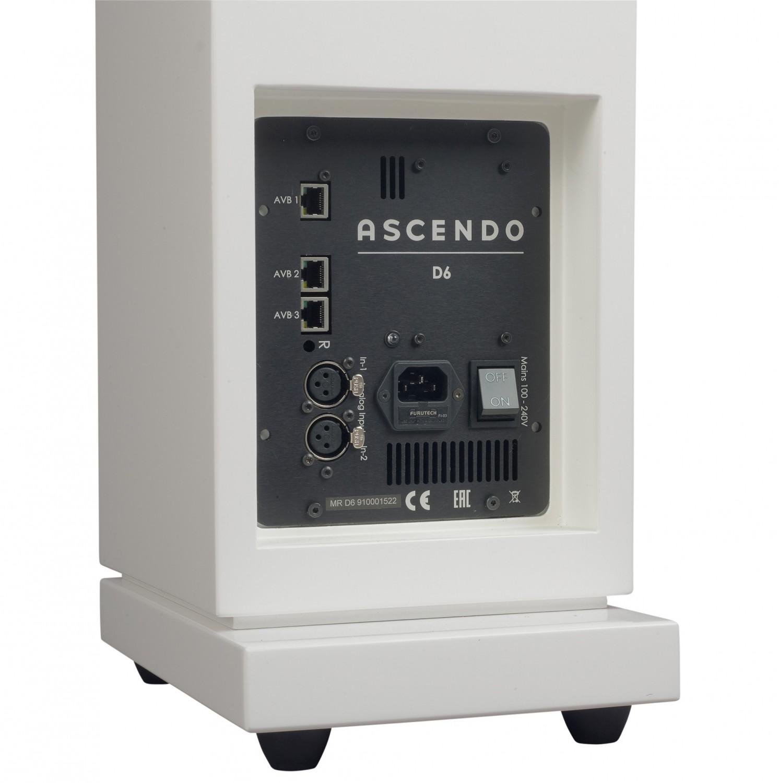 Aktivlautsprecher Ascendo D6 Active im Test, Bild 3