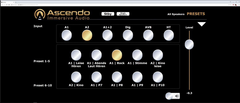 Aktivlautsprecher Ascendo D6 Active im Test, Bild 11