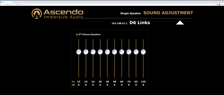 Aktivlautsprecher Ascendo D6 Active im Test, Bild 12