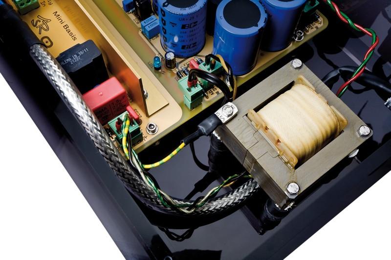 Phono Vorstufen ASR Mini Basis im Test, Bild 2