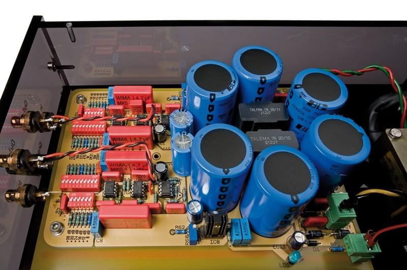 Phono Vorstufen ASR Mini Basis im Test, Bild 3
