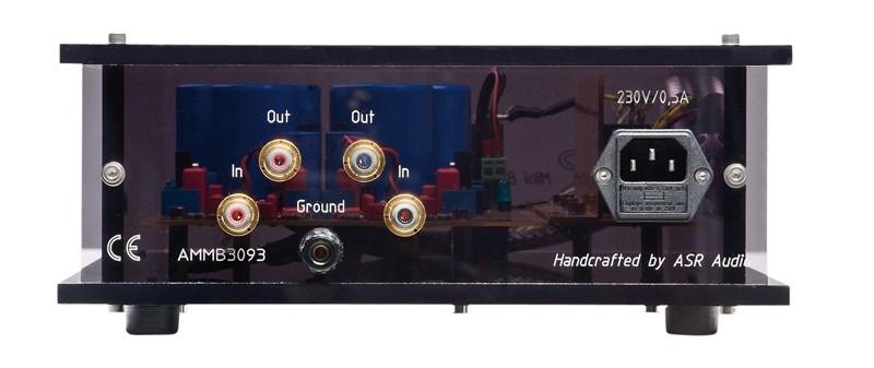 Phono Vorstufen ASR Mini Basis im Test, Bild 4