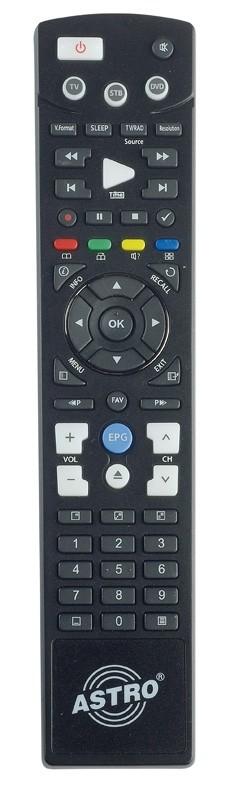 Sat Receiver ohne Festplatte Astro ASR 1200 Twin HD im Test, Bild 6