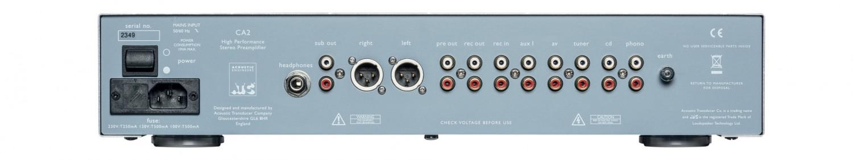 Stereovorstufen ATC CA2 mk II, ATC P2, ATC SCM40 im Test , Bild 3