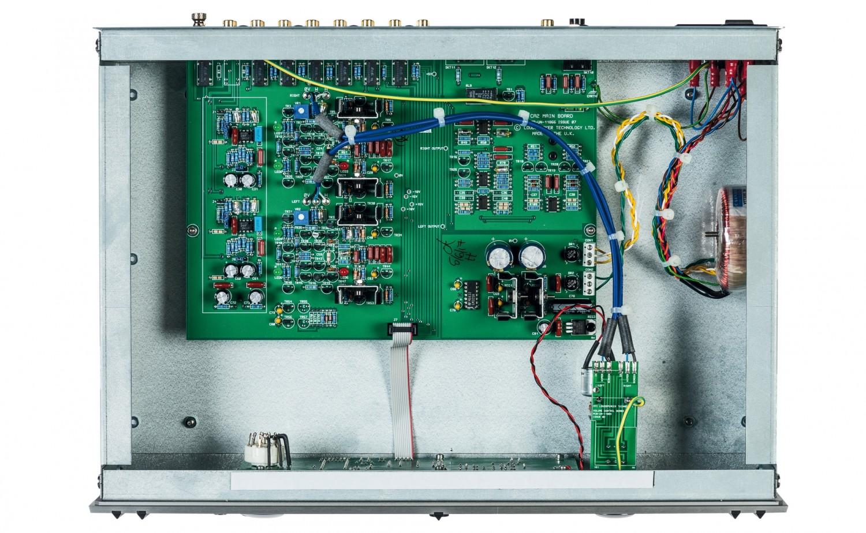 Stereovorstufen ATC CA2 mk II, ATC P2, ATC SCM40 im Test , Bild 4