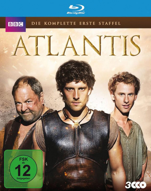Blu-ray Film Atlantis S 1 (Polyband) im Test, Bild 1