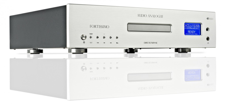 CD-Player Audio Analogue Fortissimo im Test, Bild 1