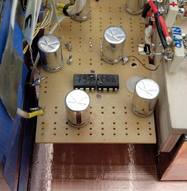 Phono Vorstufen Audio Consulting Silver Rock Phono im Test, Bild 2