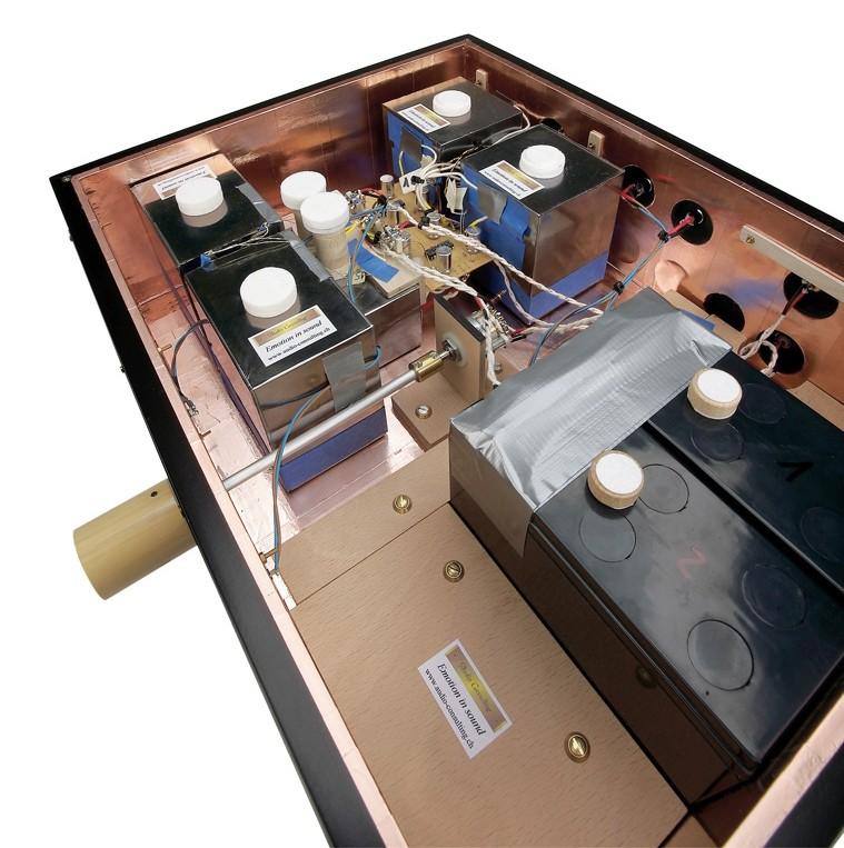 Phono Vorstufen Audio Consulting Silver Rock Phono im Test, Bild 5