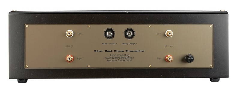 Phono Vorstufen Audio Consulting Silver Rock Phono im Test, Bild 6