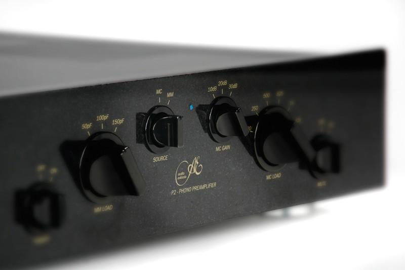 Phono Vorstufen Audio Exklusiv P2 im Test, Bild 1