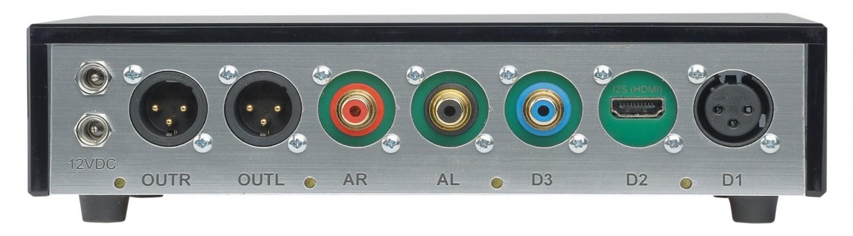 D/A-Wandler Audio Optimum NOS-DAC 2 im Test, Bild 2