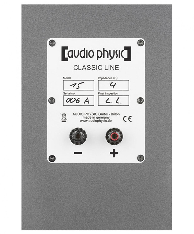 Lautsprecher Stereo Audio Physic Classic 15 im Test, Bild 4