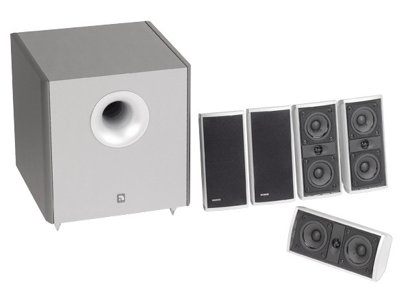 Lautsprecher Surround Audio Pro Cinema Precision im Test, Bild 1